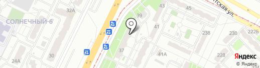 Спорт Лайф на карте Самары