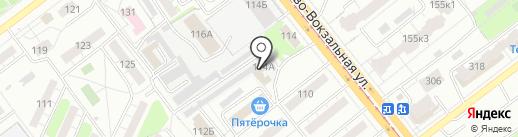 ЗЛО на карте Самары