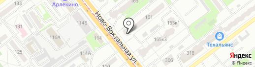Нэст на карте Самары