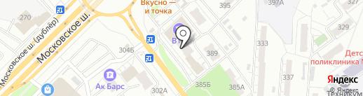 Светлый дом на карте Самары
