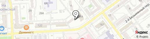 Самарская Стекольная Компания на карте Самары