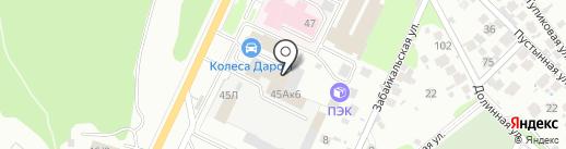 20 Тонн на карте Самары
