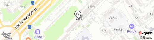 Компьюнити на карте Самары