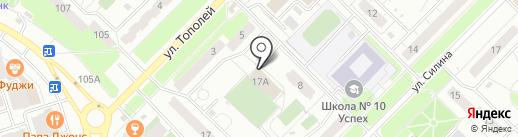 Братство на карте Самары
