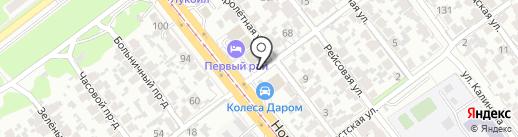 СТРОЙ НА ВЕКА на карте Самары
