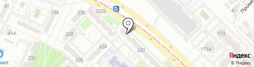 Kolodki24.ru на карте Самары