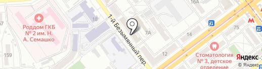 Актив на карте Самары