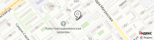 СантехСтройМонтаж на карте Самары