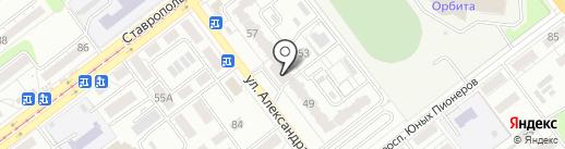 Eustatos на карте Самары