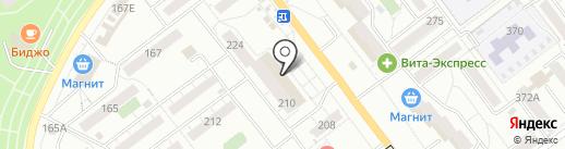VESNA на карте Самары