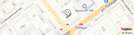 ПЕННАЯ БОЧКА на карте Самары