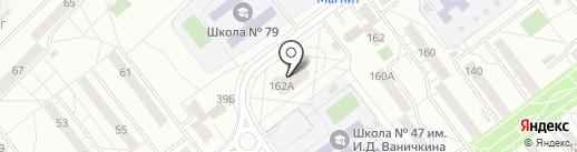 СервисДеск на карте Самары