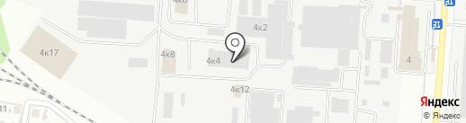 Феникс-Сервис на карте Самары
