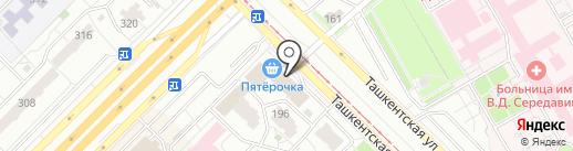 Мед-Лайф на карте Самары