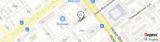 Городской Центр Ренты на карте Самары