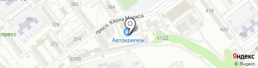 АвтоПрестиж на карте Самары