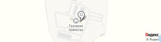 Газпром трансгаз Самара на карте Лопатино