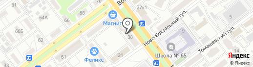 АртТема Самара на карте Самары