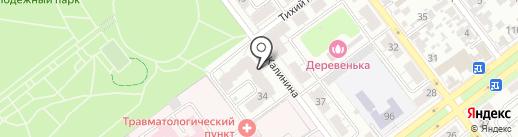 Спецодежда-СЗ на карте Самары