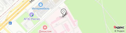Платежный терминал, АКБ Газбанк на карте Самары