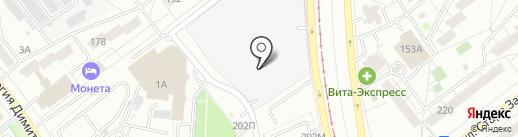 АТАКА на карте Самары