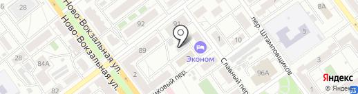 ЧистоАвто на карте Самары