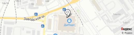 Банкомат, Альфа-банк на карте Самары