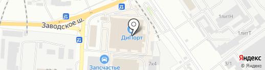 V.I.P. Fashion на карте Самары