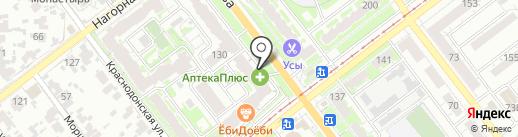 Пив & ко на карте Самары