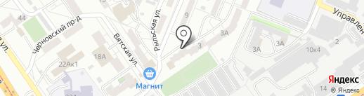 СТРОЙДОММОНТАЖ на карте Самары