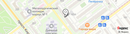 Обелиск на карте Самары