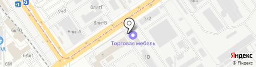 Магнит-Сервис на карте Самары