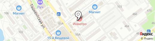 Эконом-Гарант на карте Самары