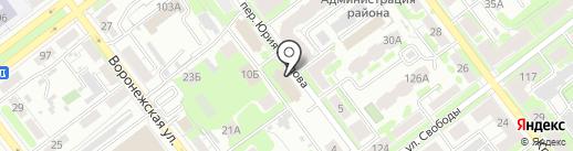 СпецСК на карте Самары