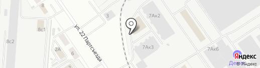 Магазин гироскутеров на карте Самары