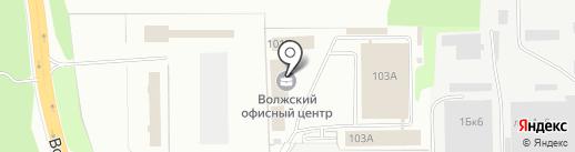 СтройЮрист на карте Самары