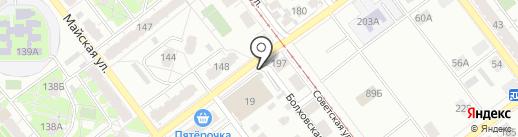 ТД Восток на карте Самары