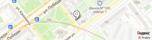 Доступный на карте Самары