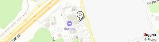 ЮниРент на карте Самары