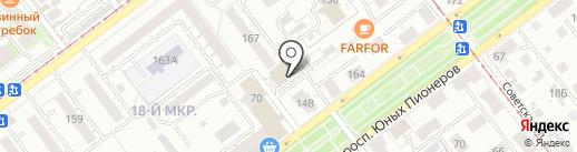 Центр специальных исследований Поволжья на карте Самары