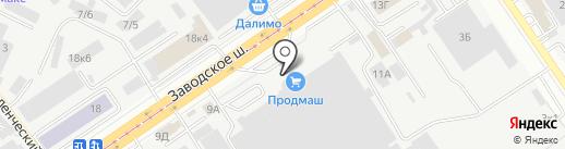 Электрощит-ТМ Самара, ЗАО на карте Самары