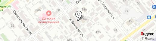 Santegra на карте Самары