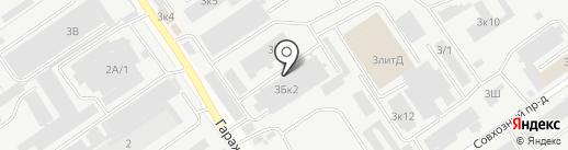 Фикон на карте Самары
