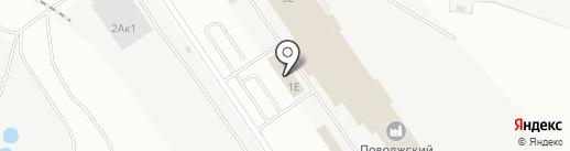 Банкомат, Россельхозбанк на карте Самары