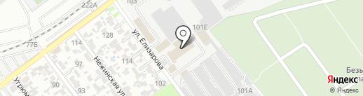 Драйф-9 на карте Самары