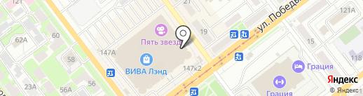 Платежный терминал, Сбербанк, ПАО на карте Самары
