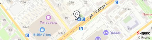 Белорусские продукты на карте Самары
