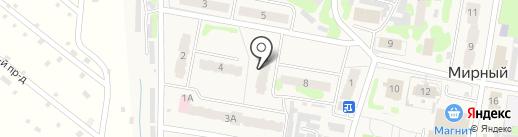 Специалист, НОУ на карте Мирного