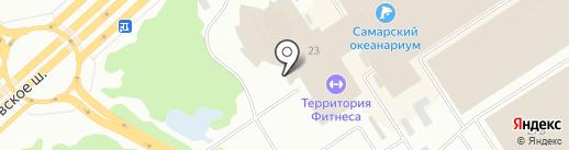 Богемия мебель на карте Самары
