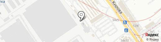 Банкомат, Банк Зенит, ПАО на карте Самары